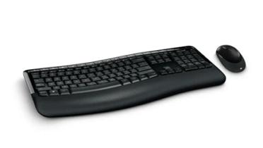 Deskset, Keyboard