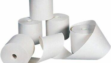 Papier-Rollen